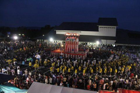 相馬盆踊り大会
