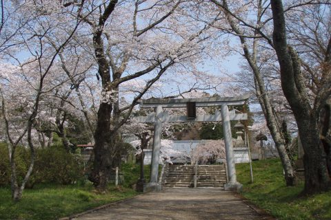 相馬小高神社